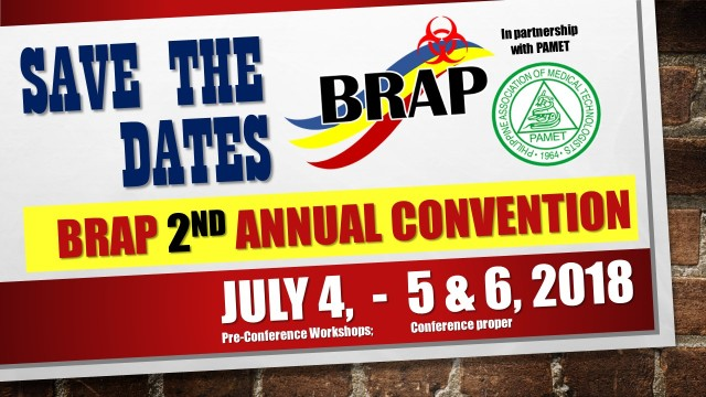 Brap 2ND Annual Convention