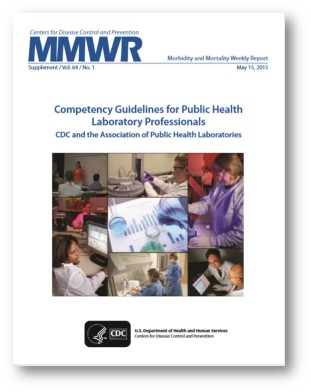 MMWR 150515 Comptency Guidelines