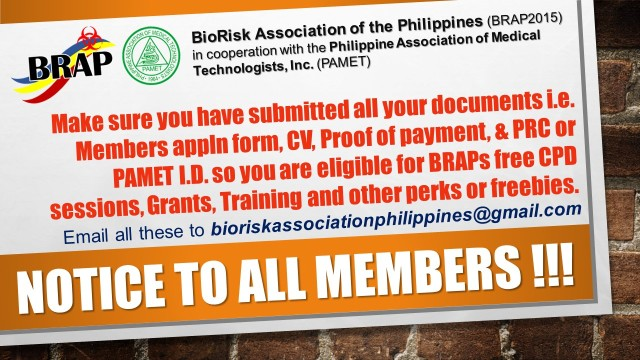 member submit all appl requirements