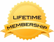 BRAP lifetime membership goldseal