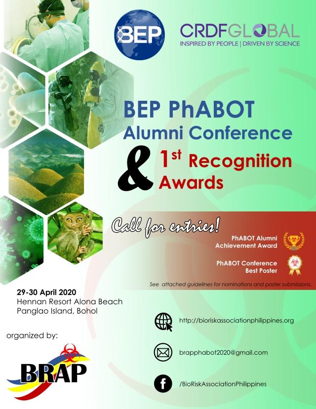 PhABOT p1 flyer